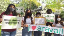 Haryana Govt Seeks Court Approval for Mining in Aravallis as Resistance Mounts
