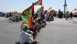 100 Days: Farmers Block KMP Expressway, Leave Political Message for Elections