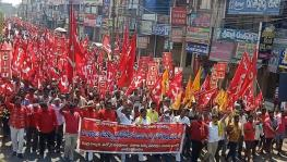 'Andhra vs BJP': Massive Response to AP Statewide Bandh Against Vizag Steel Plant Privatisation