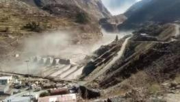 ICIMOD Study Says Chamoli Disaster Was Triggered by Massive Landslide