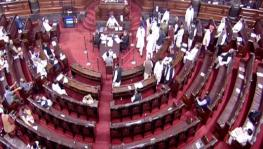 Rajya Sabha Adjourned Twice After Opposition Uproar Over Rising Fuel Prices