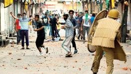 Kashmir: Fifteen of 39 Youths Arrested for Stone-Pelting to be Charged with PSA