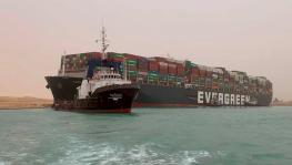 Suez Canal Remains Blocked by Stuck Vessel, Global Shipment Hit for 5th Day