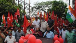 Bengal Elections: Red Deluge in Siliguri as Youth Pour Out in Support of CPI(M)'s Ashok Bhattacharya