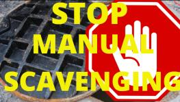 Stop manual Scavenging