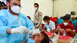 COVID-19: Delhi Records Over 3,500 Cases for Second Day in Row, 10 Deaths