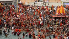 Covid19 at Maha Kumbh: Second Largest Akhada Exits as Top Saint Dies, Cases Continue to Rise