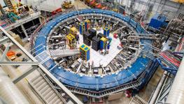 'Evidence of New Physics': Muon's Magnetic Properties Open up Paradigms