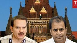 Bombay HC asks former Mumbai Police Commissioner why he hadn't filed FIR against the home minister before approaching court; reserves order after 5-hour hearing