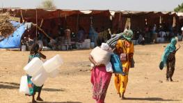 Ethiopian refugees at a camp in Sudan. Photo: UNFPA/Sufian Abdul-Mouty