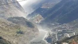 Uttarakhand: Glacier Breaks Off in Chamoli, 8 Dead and 384 Rescued by Army