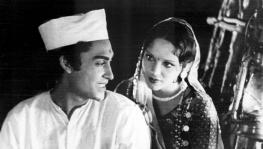 Ashok Kumar and Devika Rani in Achhut Kanya, 1936