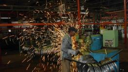 India's Manufacturing Sector Activity Largely Flat in April: PMI