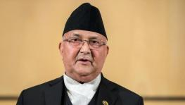 --Nepal Prime Minister Oli Loses Confidence Vote in House of Representatives