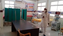 Kishanganj Sadar Hospital with defunct ventilators