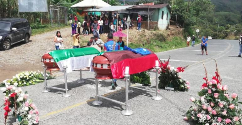 social leaders assassinated in Colombia