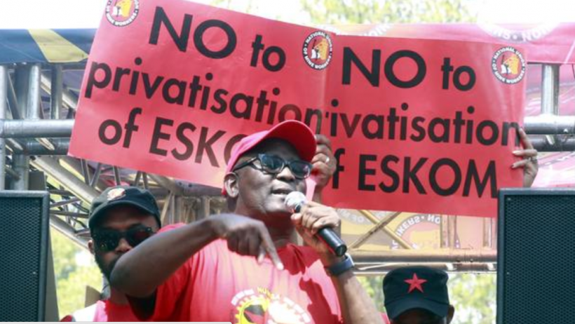 Socialist Revolutionary Workers' Party South African Government