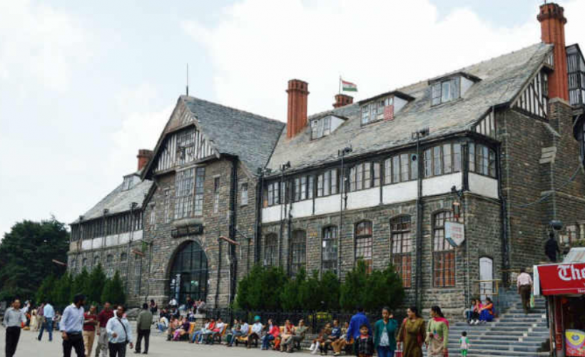 Shimla Municipal Corp. Flouts Law, Gives Land to RSS's Saraswati Vidya Mandir