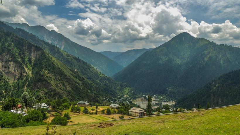 English Writing in Kashmir: A Literary Culture's Rise from Conflict