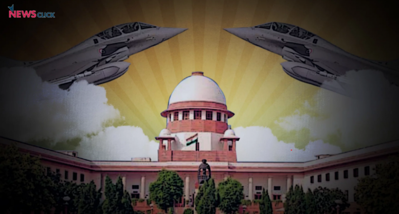Modi Govt Asks SC To Dismiss Rafale Review Petition Based On The Hindu Reports
