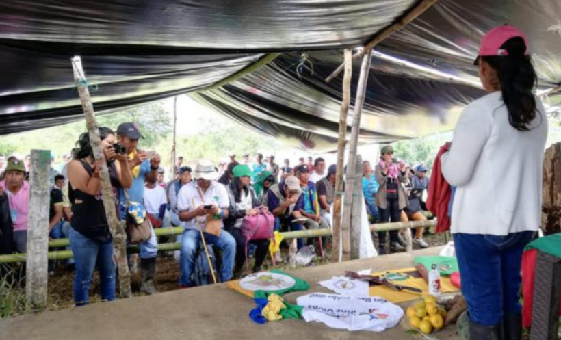"""Peace with Social Justice"" in Colombia"