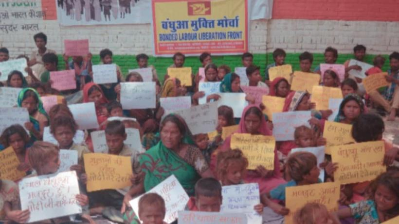 Over 100 Bonded Labourers Rescued