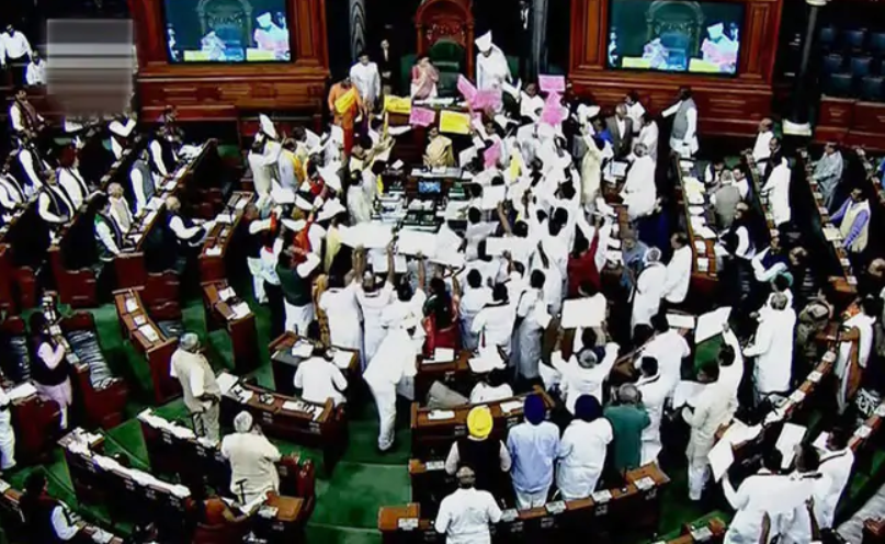 Unnao Rape Case: Opposition Protests in Lok Sabha