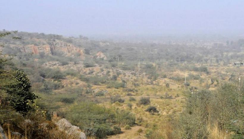 'Aravallis to Be Kept Out of National Conservation Zone to Further Corporate Interests'