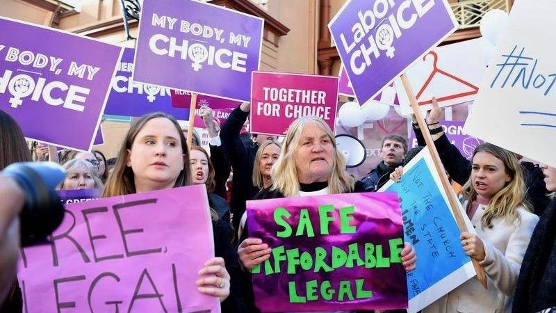 Abortion Bill Australia