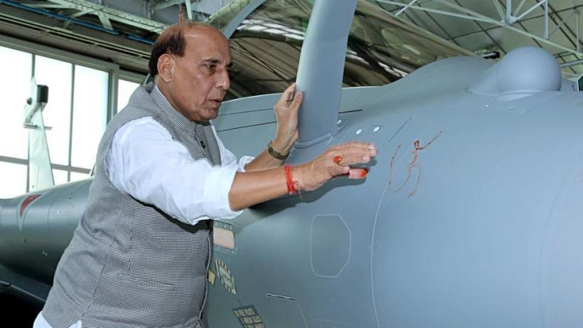 India Gets First Rafale