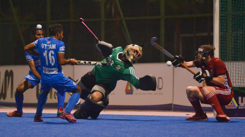 Indian junior men´s hockey team lost to Great Britain in the final of the Sultan of Johor Cup