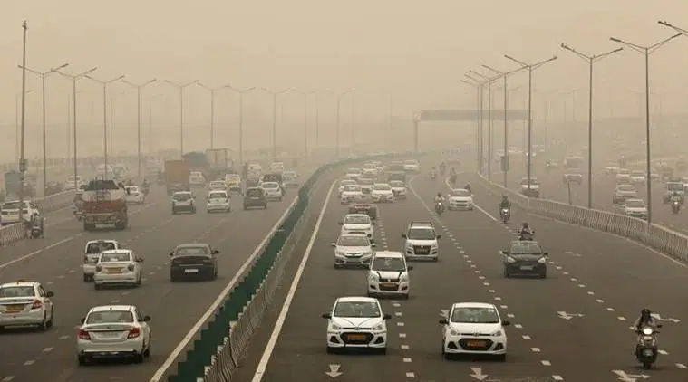 The air quality in Delhi remains poor all through the year, which worsens with the onset of autumn in October-November.