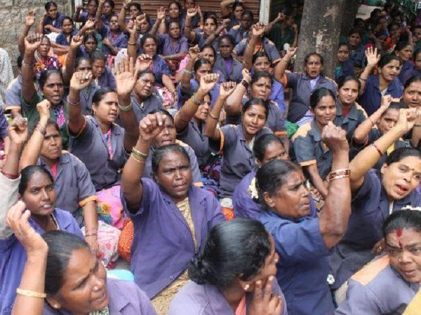 Karnataka Civic Workers' Convention: Demands for Fair and Timely Pay, Registration