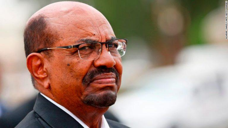 Omar al-Bashir's party was banned from political participation for 10 years.