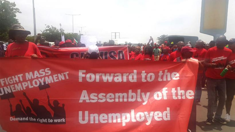 South African unions call government's Investment Summit a bluff