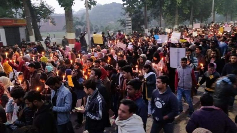 AMU Protests