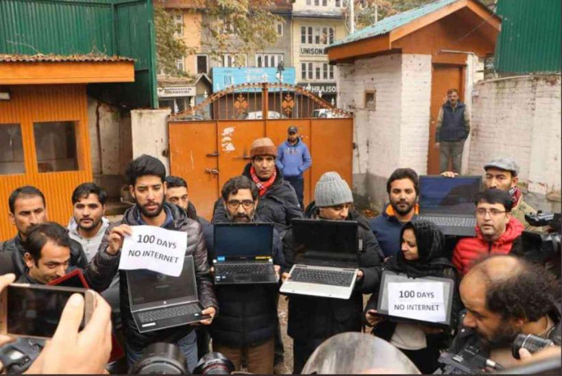Kashmir: Internet with Limited Access Fails to Bring Relief to People