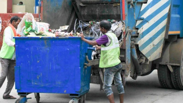 Sanitation Workers Should Be Identified as Health Workers