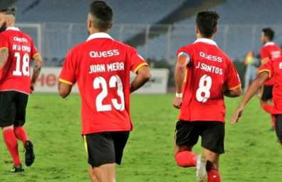 East Bengal FC and Quess Corp end sponsorship deal