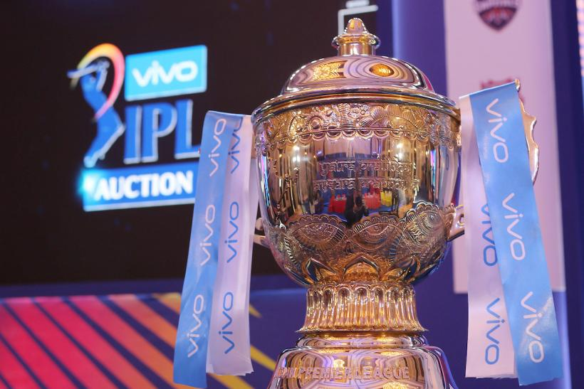 Vivo, the title sponsors of the IPL pay the BCCI earns Rs 440 crore annually having signed a five year deal in 2018. (Picture: IPL/Twitter)
