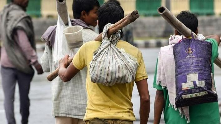 Migrant workers of Bihar in Delhi-NCR during COVID-19 lockdown