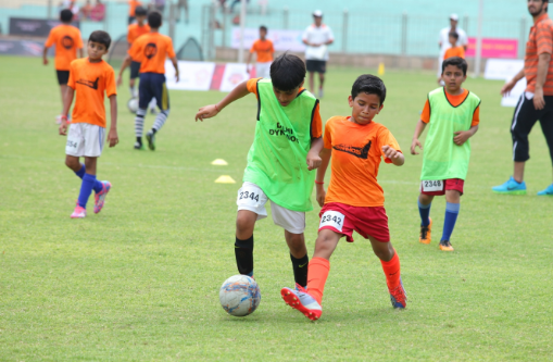 India in Asian Football Confederation Elite Youth Scheme