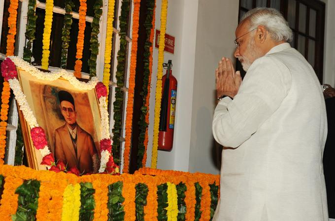 Modi and Savarkar