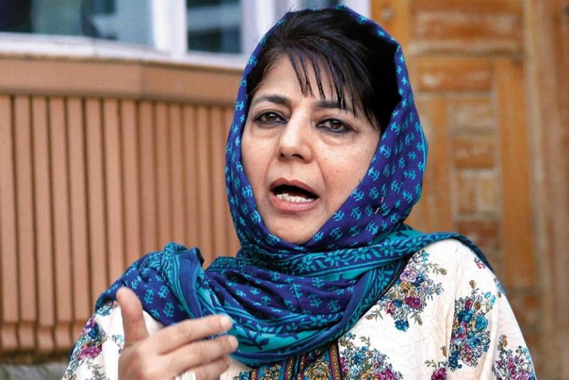 Ahead of Aug 5, J&K Admin Extends Mehbooba Mufti's Detention by 3 Months