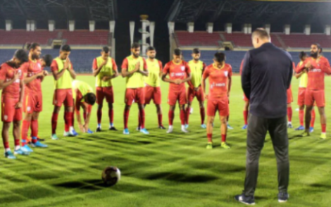 Indian football team's FIFA World Cup qualifiers postponed