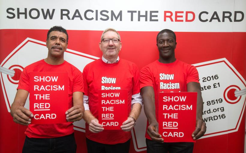 Anti-racism charity, Show Racism the Red Card