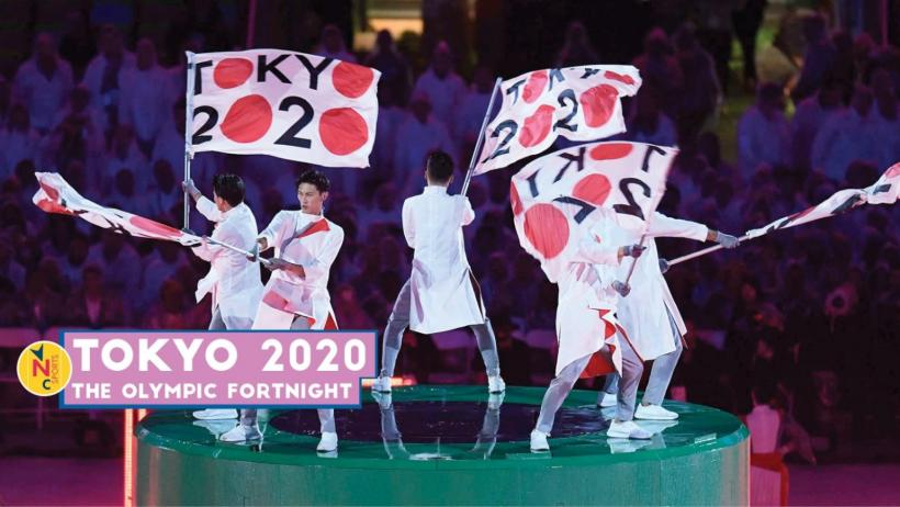 Tokyo 2020 in 2021, the wait continues for the opening ceremony of Olympics and the festival which follows