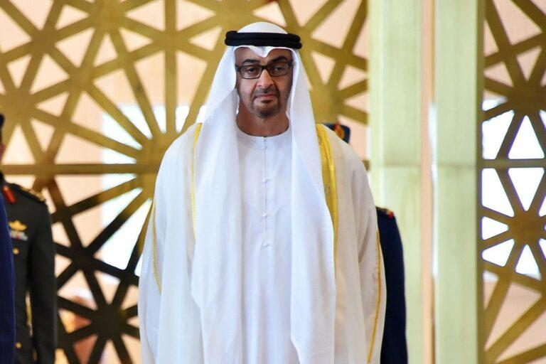 The UAE Crown Prince Sheikh Mohammed Bin Zayed: Palestinian leadership has accused UAE of 'stabbing them in the back' by establishing diplomatic relations with Israel.