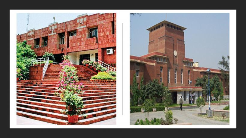 What NEP Could Have Learnt from Delhi University and JNU