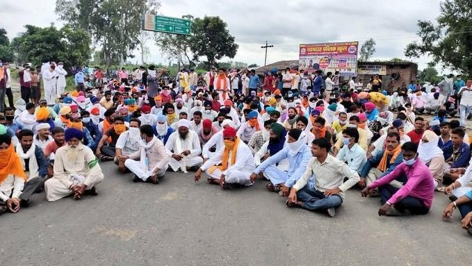 Farmers Protest Continues
